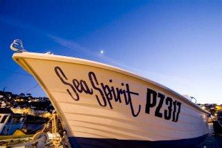 Through the gaps newlyn fishing news sea spirit joins for Sea spirit fishing